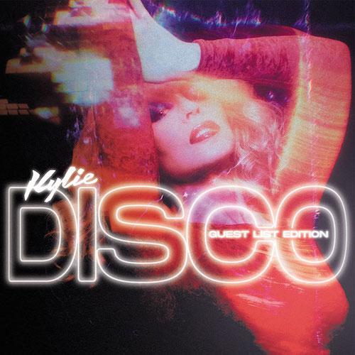"KYLIE ""DISCO: Guest List Edition"" (Album) VÖ:12.11.21"
